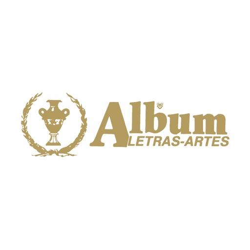 ALBUM LETRAS & ARTES, español