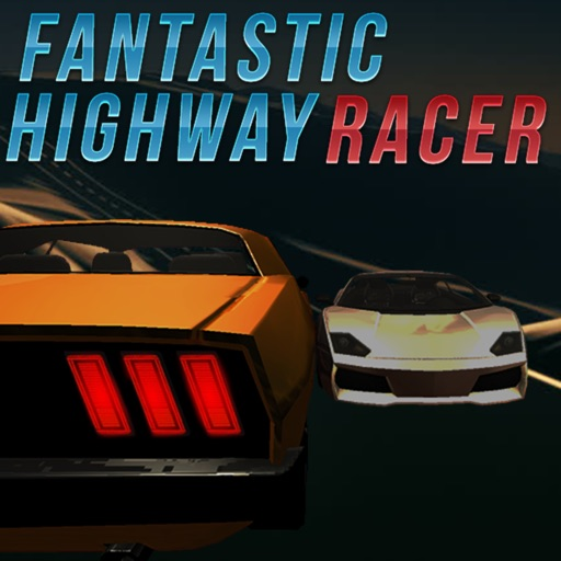 Download Fantastic Highway Racer free for iPhone, iPod and iPad