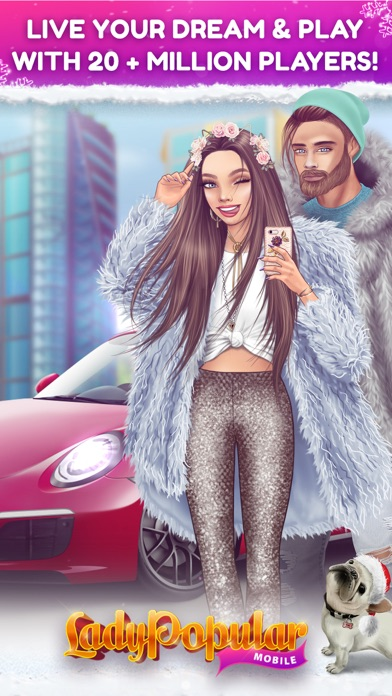 Lady Popular: Fashion Arena Screenshot 1