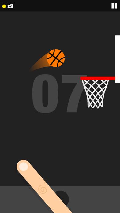 Flick Dunk screenshot 2