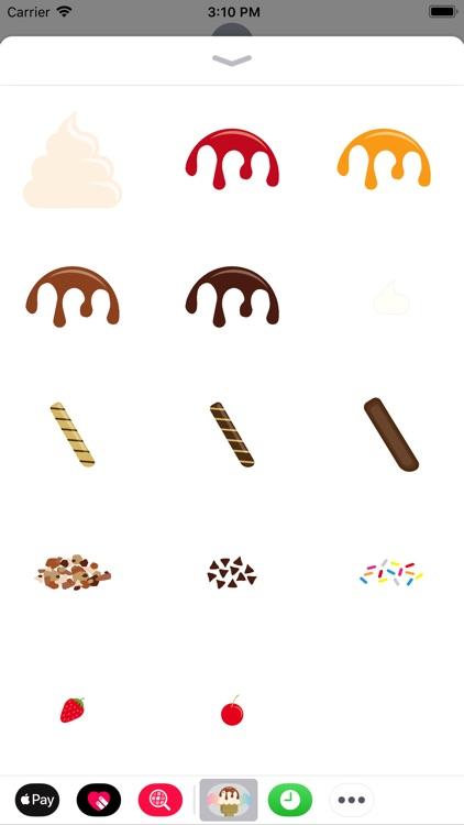 Scooper Stacker Stickers screenshot-4