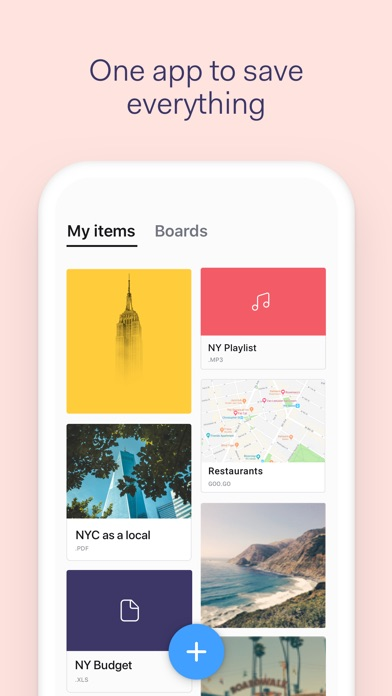 download Collect by WeTransfer apps 1