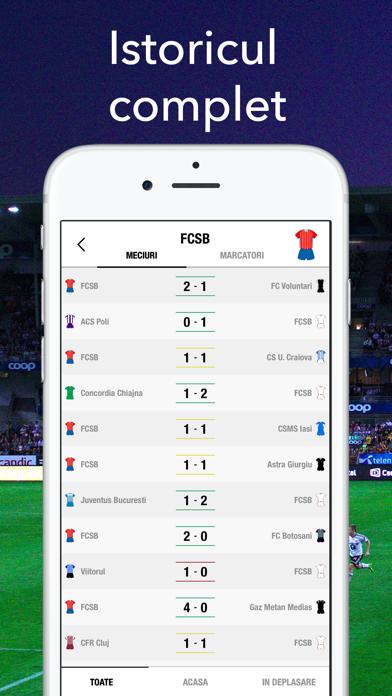 Fotbal Romania Live - Liga 1 screenshot four
