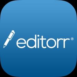 editor proofreading