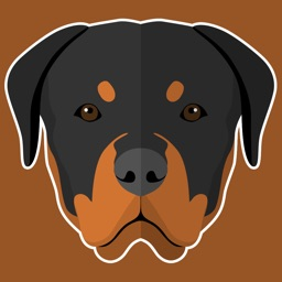 Rottweilers Stickers Pack