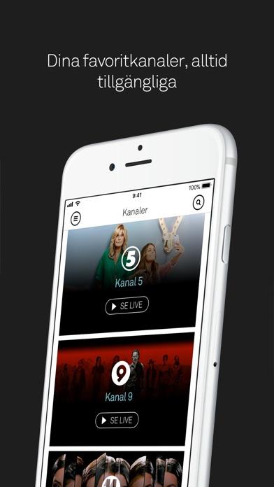 Screenshot for Dplay in Sweden App Store