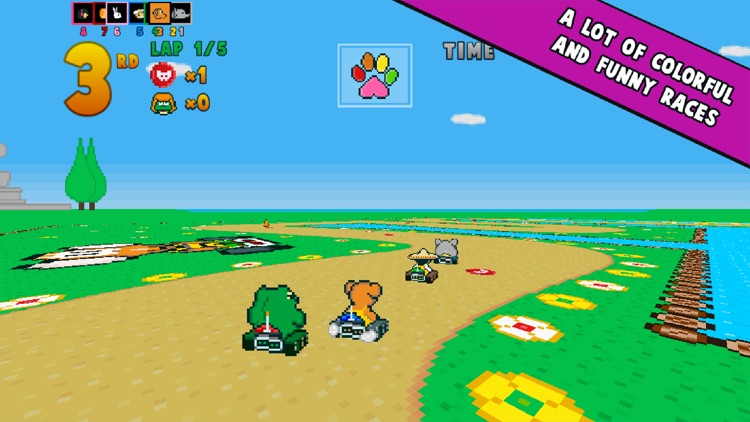 Poppy Kart screenshot-1