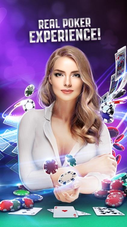 Poker Online: Texas Holdem Card Games LIVE screenshot-0