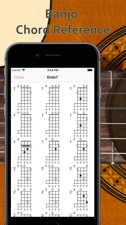 ChordAid: Chord Finder screenshot-4