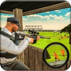 Policía Sniper prisión tirador icon