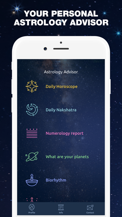Astrology Advisor Screenshot