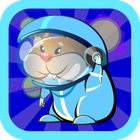 Hamster Jump - Crazy Fun Free Friendly Jumping Flips Spiel für iPhone, iPad und iPod Touch icon