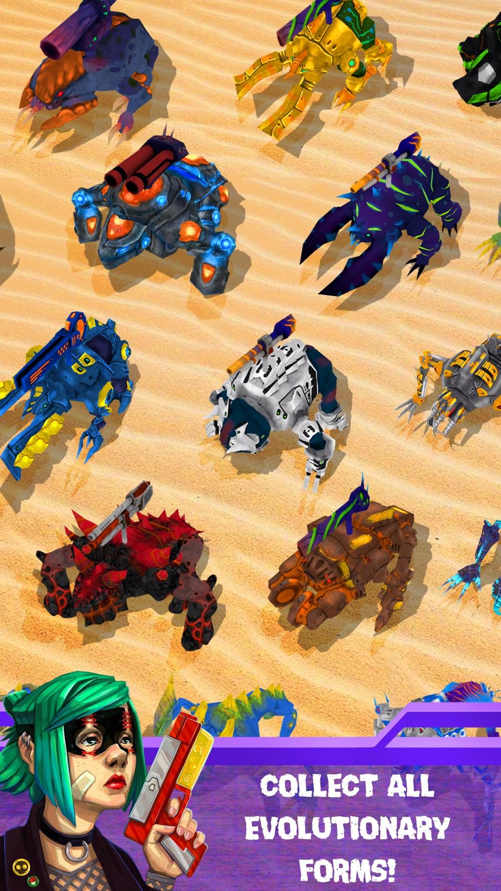 Titan Guns: Wasteland Legacy Cheat Codes