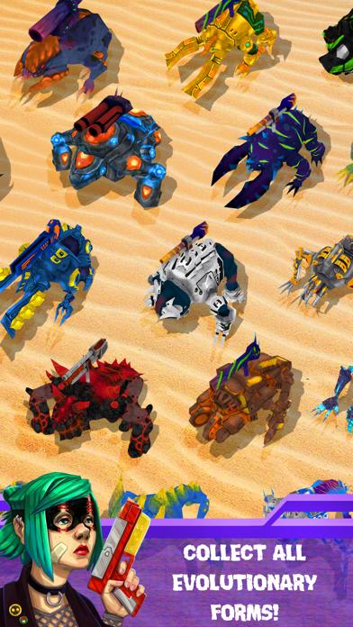 Titan Guns: Wasteland Legacy screenshot one