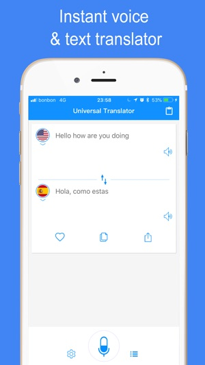 Voice & Text Translate on the App Store