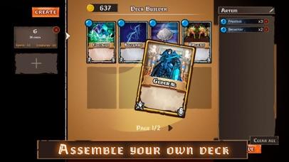 Fantasy Stone Heroes - Card screenshot two