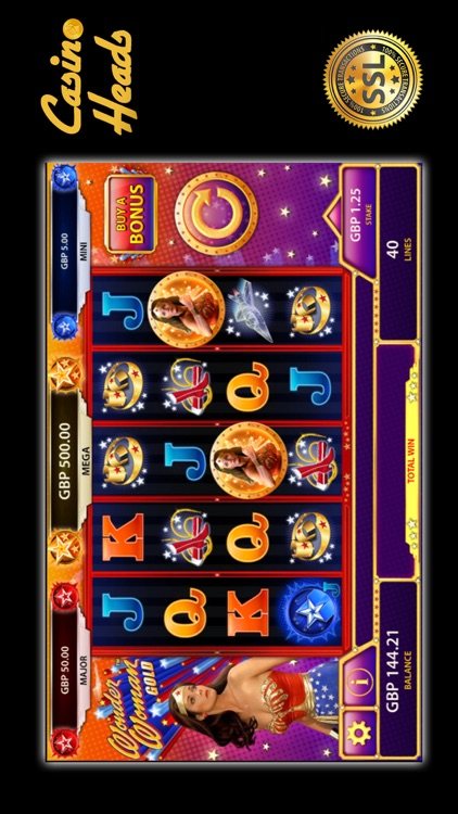 CasinoHeads Real Money Casino