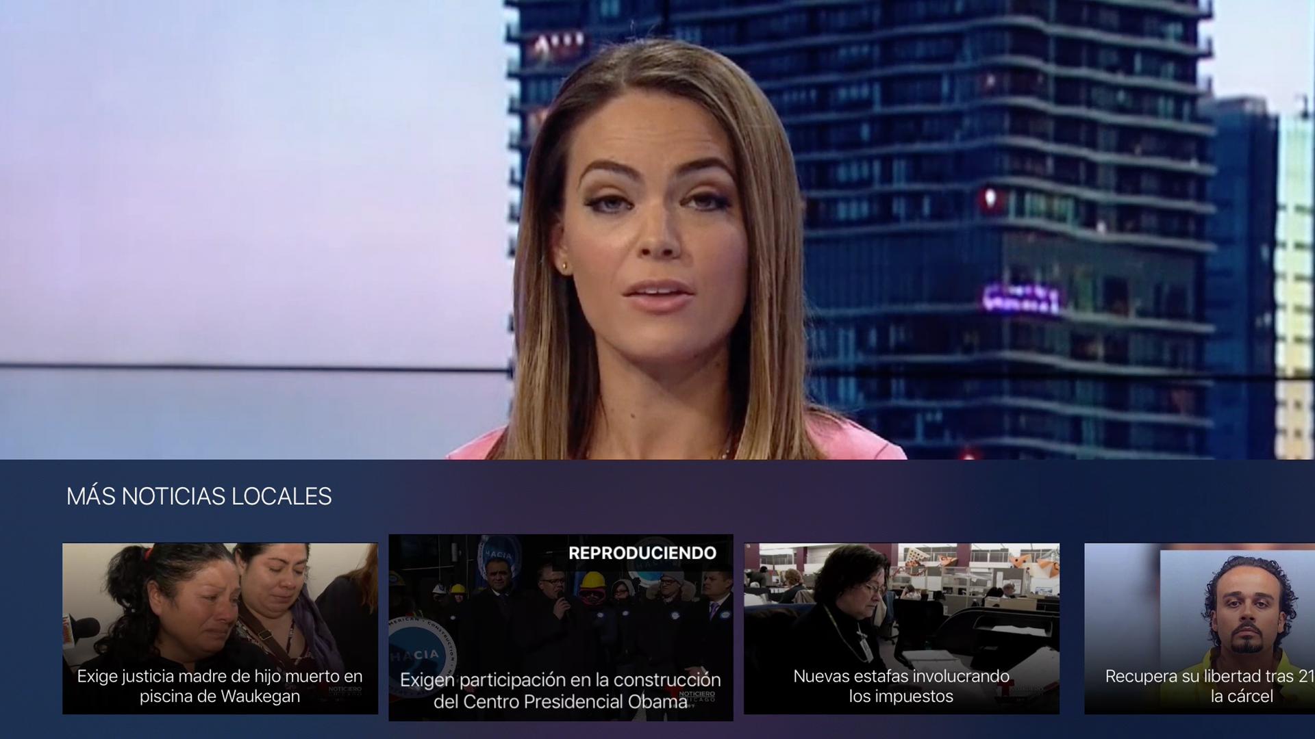 Telemundo Chicago screenshot 16