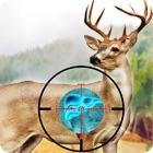 Cerf sauvage Chasse Tir mortel icon