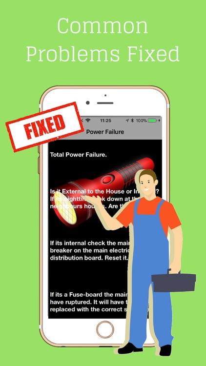 Diy Home Help-Repair & Fix App screenshot-3