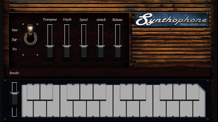 Synthophone   Stylophone clone