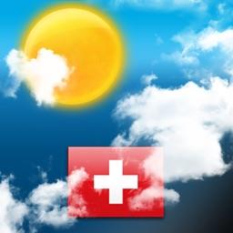 Weather for Switzerland