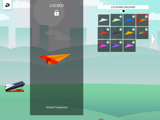 Paper Plane !! screenshot 8