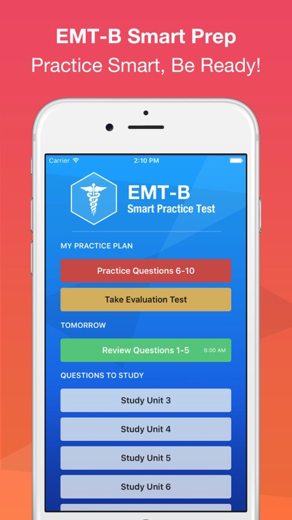 EMT Basic Exam Smart Prep PRO