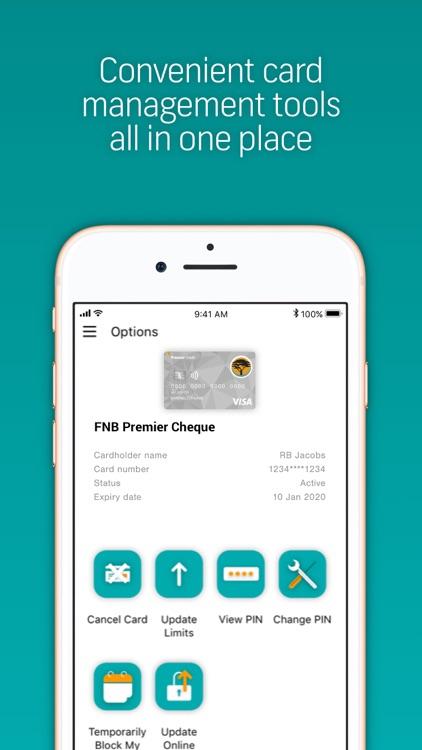 FNB Banking App screenshot-3
