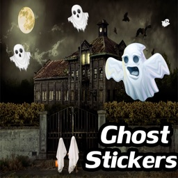 ghosts stickers