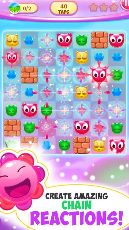 Gummy Pop Chain Reaction Game