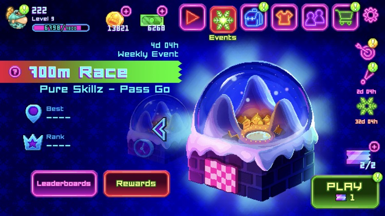 H3H3: Ball Rider screenshot-4