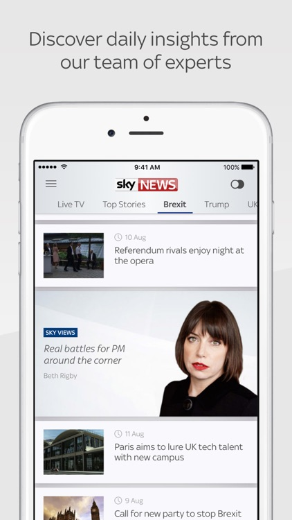 Sky News screenshot-3