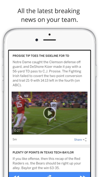 GameDay College Football Radio screenshot-3