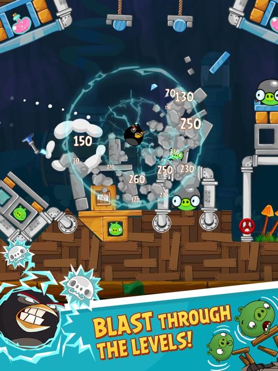 Angry Birds HD screenshot-3