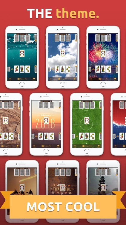Scopa Pro - THE card game screenshot-3