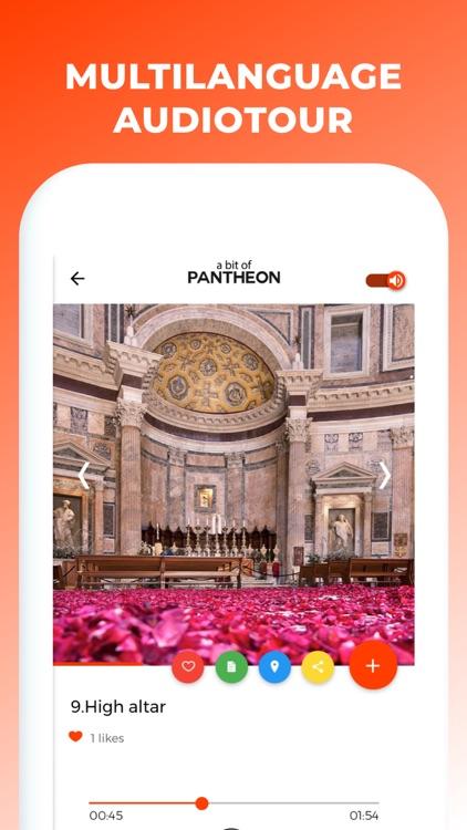 A bit of Pantheon