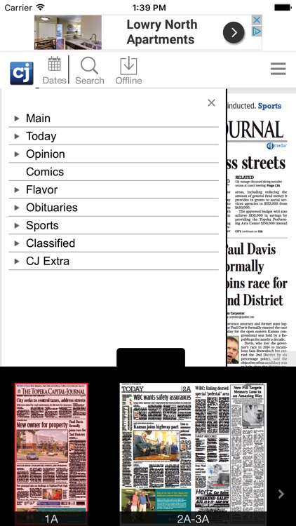 Topeka Capital-Journal screenshot-3
