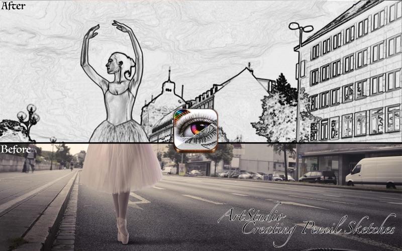 ArtStudio - Creating Pencil Sketches screenshot 5