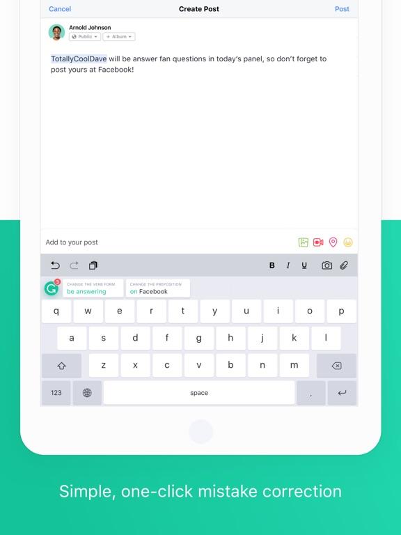 Grammarly Keyboard screenshot 6