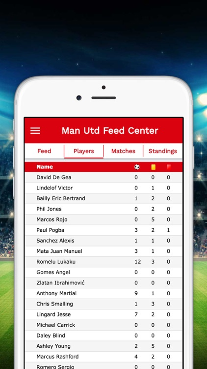 Feed Center for Man Utd News screenshot-3