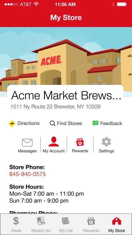 ACME Markets screenshot-3