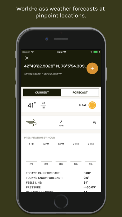 ScoutLook: Best Hunting App Screenshot