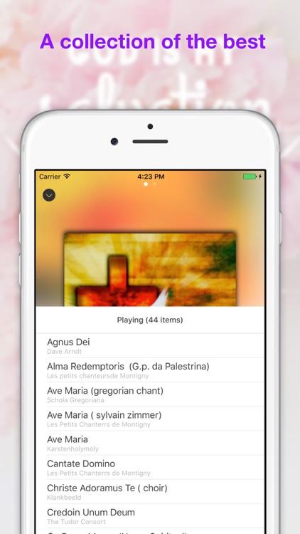 Christian Songs and Music screenshot-3