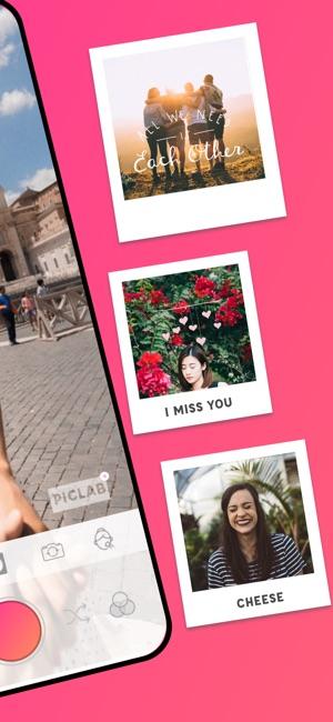 PicLab - Editor di Foto Screenshot