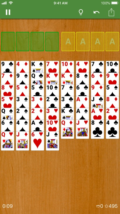 Freecell 2018 screenshot-0