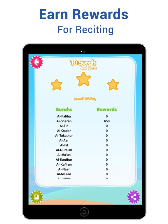 10 Surahs for Kids Word by Word Translation | App Price Drops