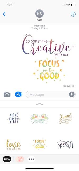 Typic - Text on Photos Screenshot