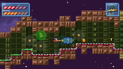 Deep Space | Space-Platformer screenshot 2