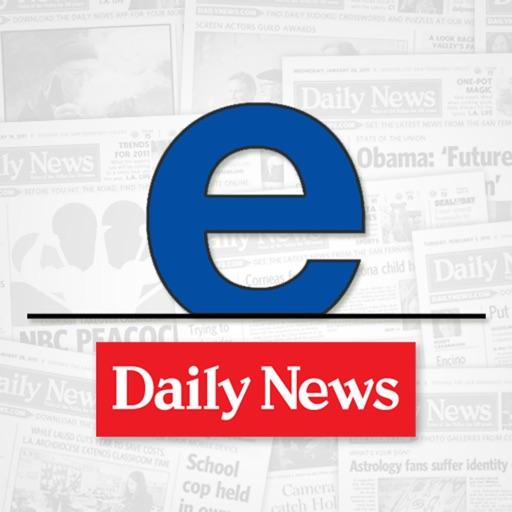 LA Daily News e-Edition iOS App